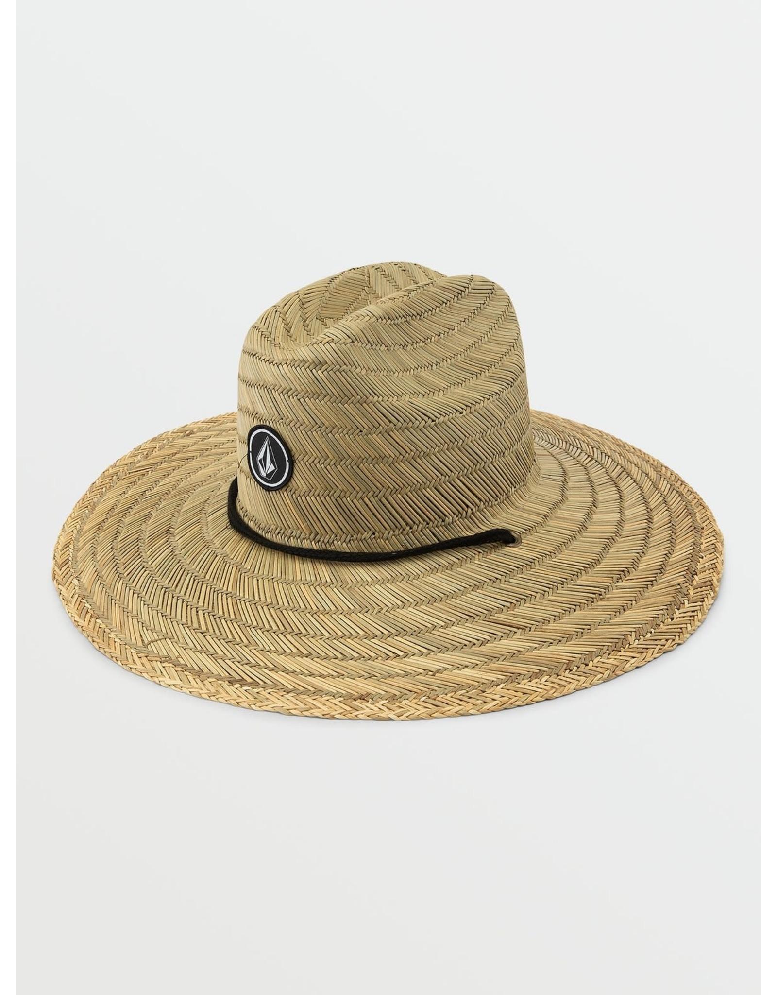 VOLCOM Quarter Straw Hat
