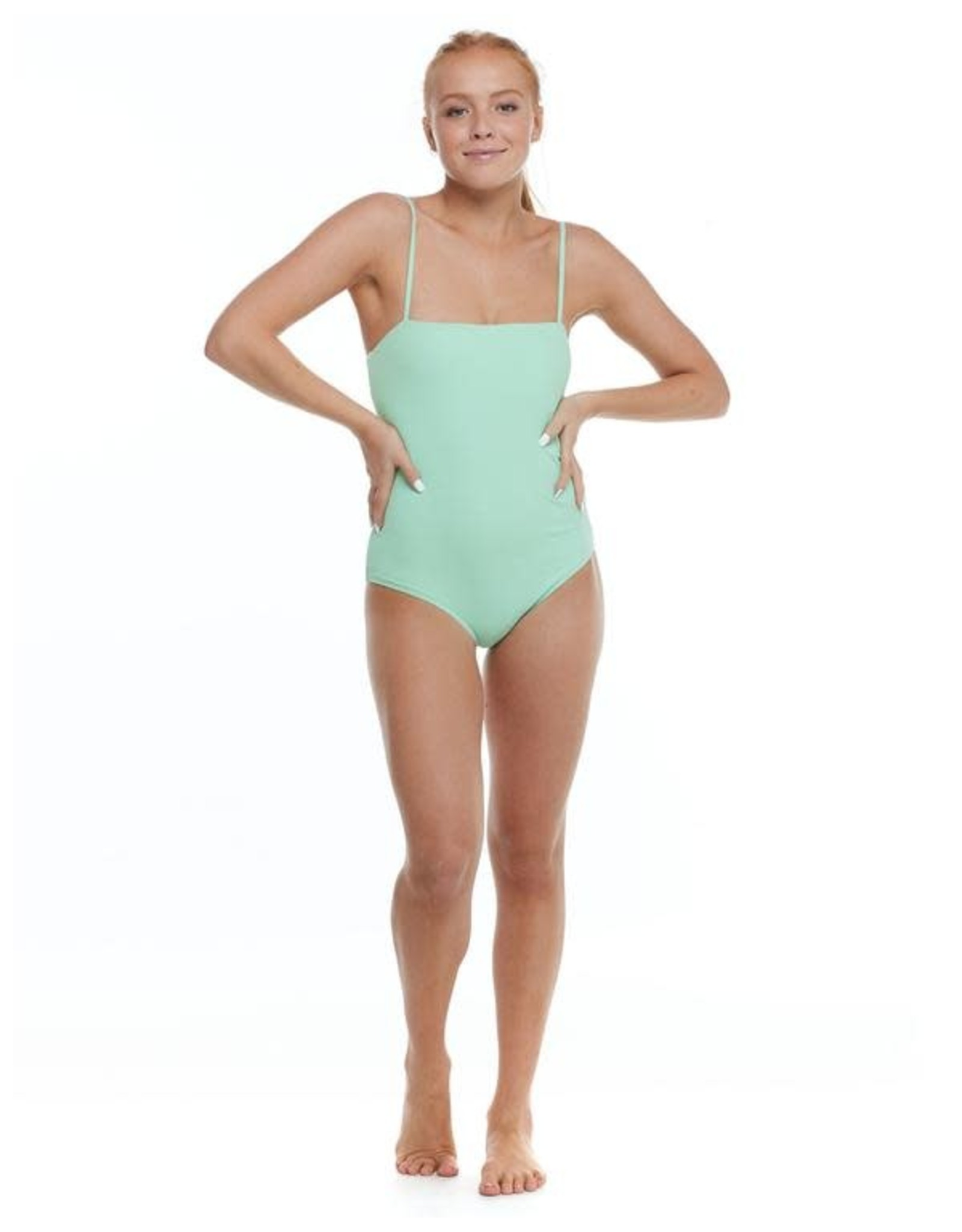 Body Glove Ibiza Gigi One Piece Bandeau Swimsuit