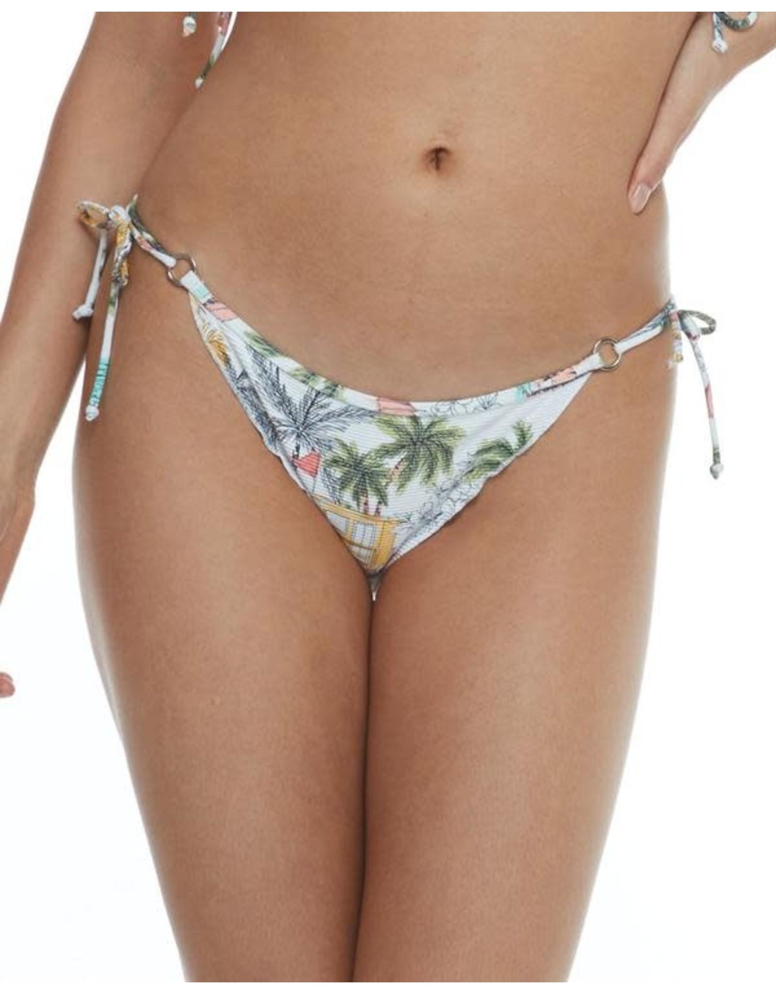 Body Glove Azur Brasilia Side Tie Bikini Bottom