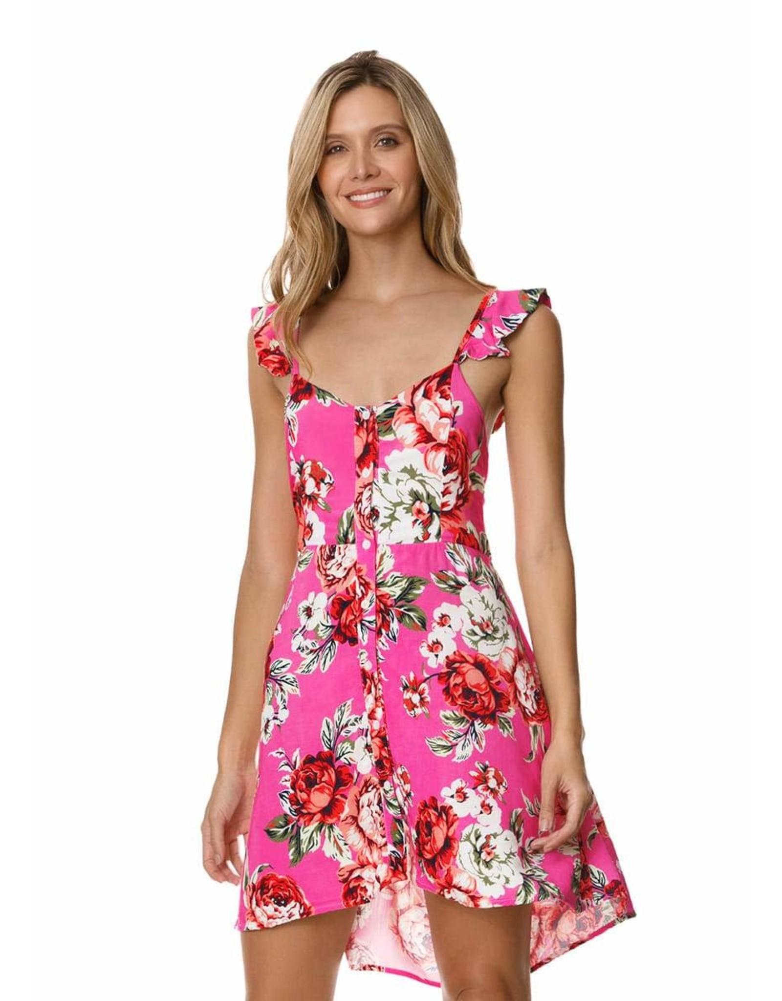 Maaji Spring Bloom Pattaya Short Dress