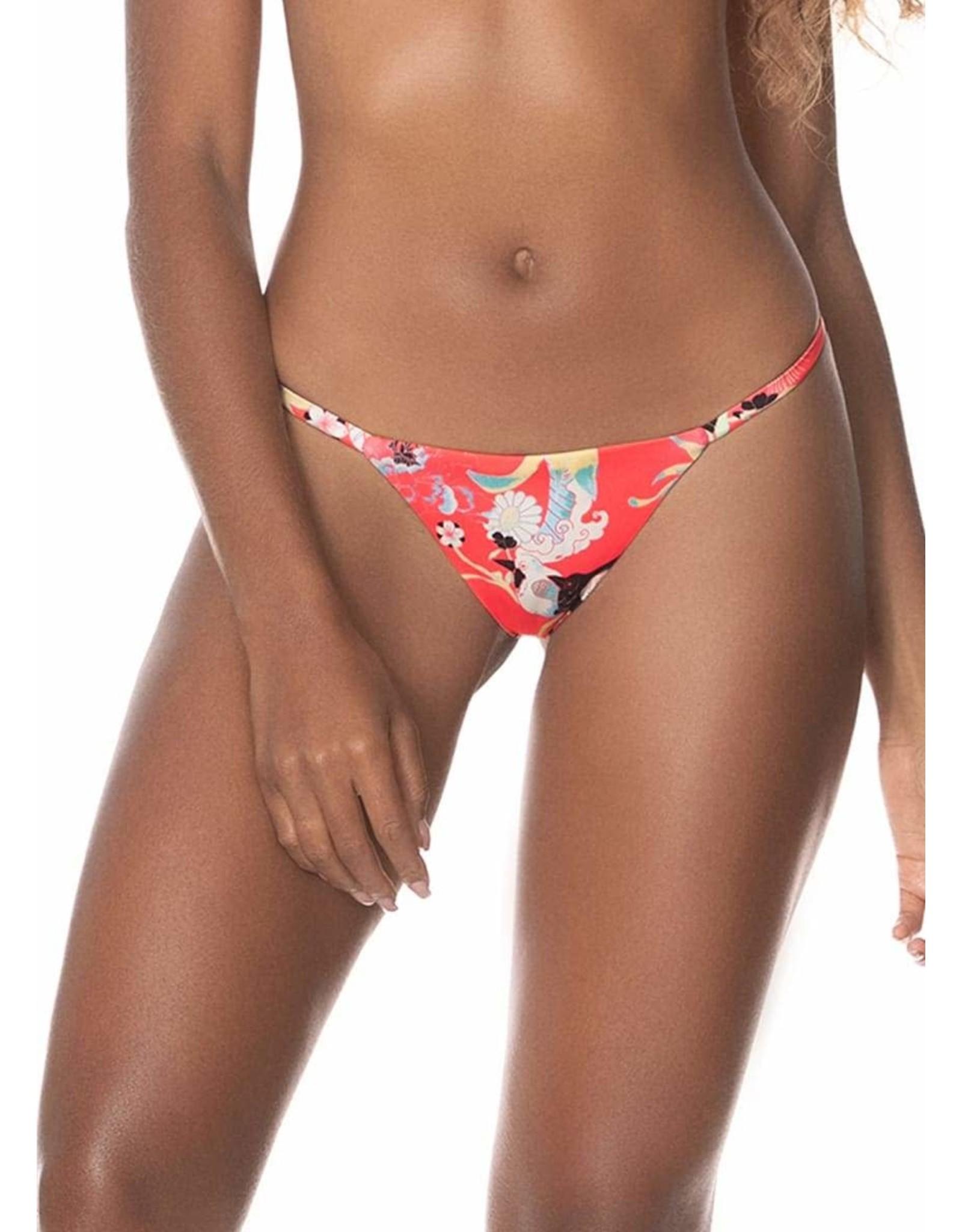 Maaji Always Confident Flash Single Strap Bikini Bottom