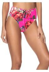 Maaji Applause High Rise/High Leg Bikini Bottom