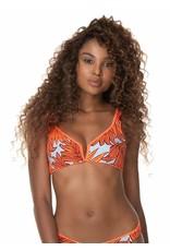 Maaji Victory V Wire Bralette Bikini Top