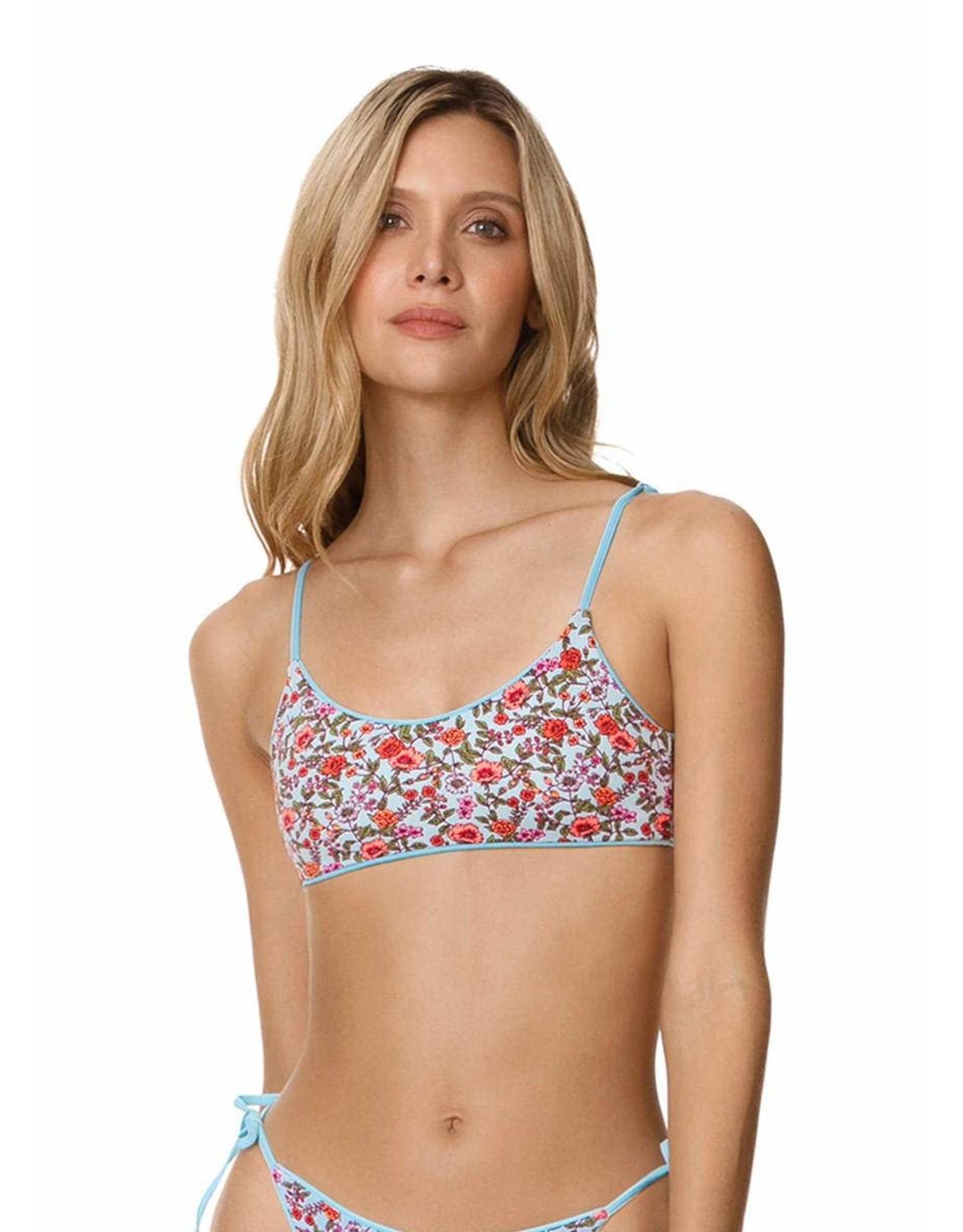 Maaji Lanai Sporty Bralette Bikini Top
