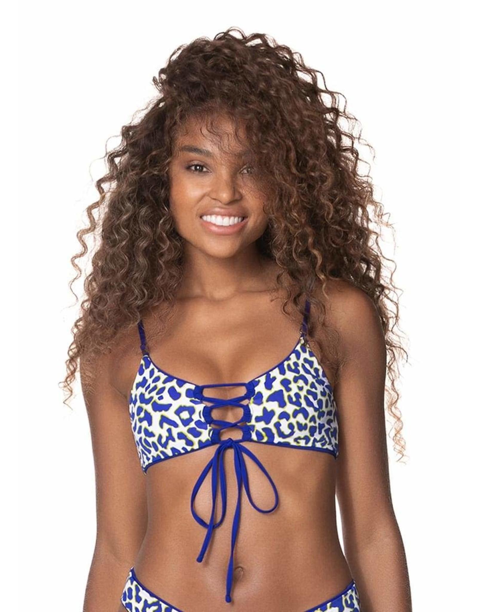 Maaji Ceci Sporty Bralette Bikini Top