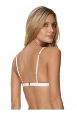 Maaji Marguerite Fixed Triangle Bikini Top