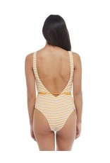 Body Glove Pam Belted One Piece Swimsuit