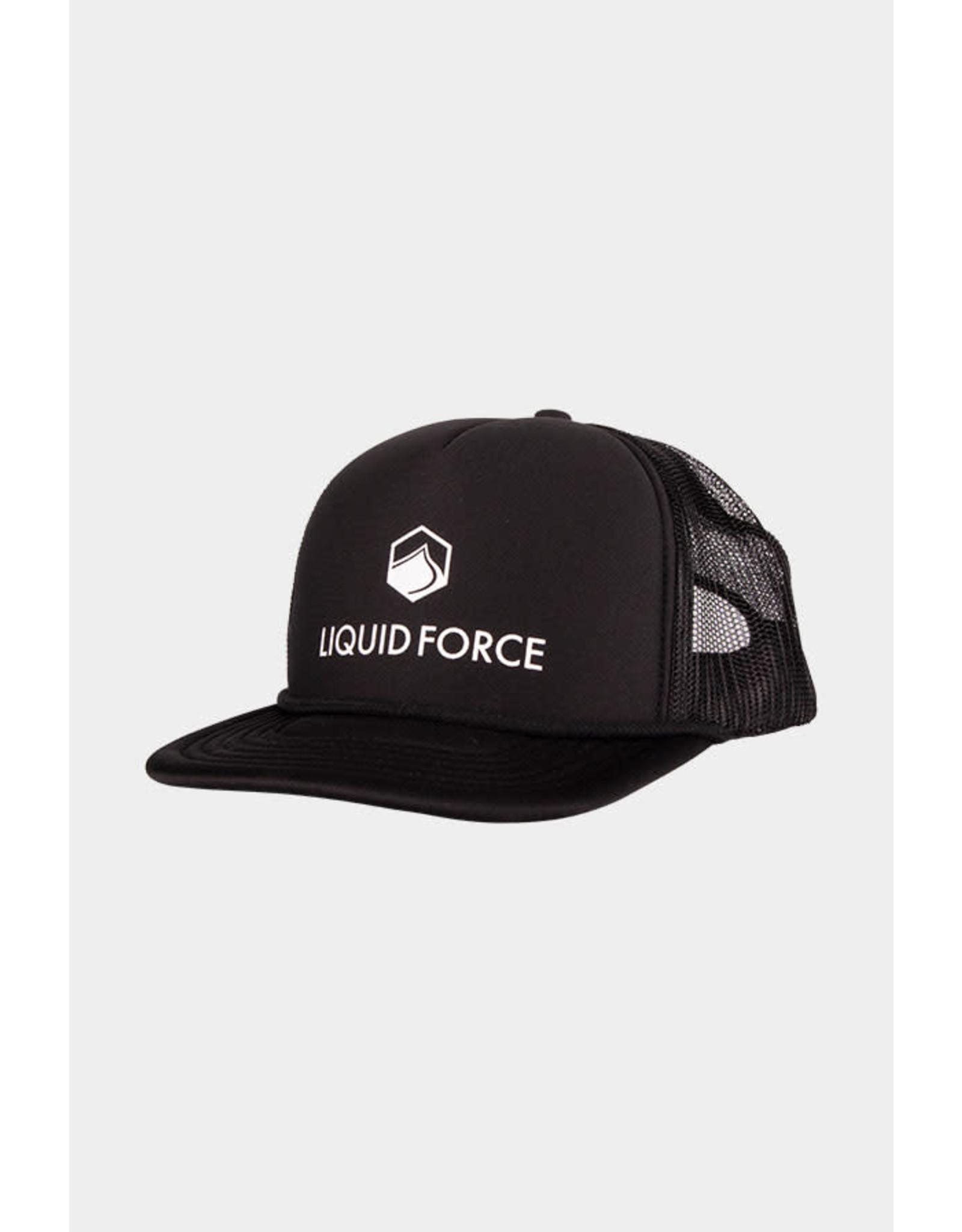 Liquid Force Corporate Logo Snapback