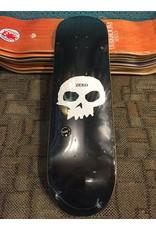 "Zero Single Skull Deck 8.625"""