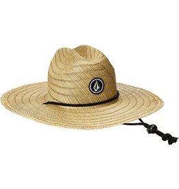 VOLCOM Y Quarter Straw Hat