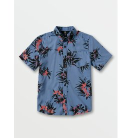 VOLCOM Floral With Cheese S/S
