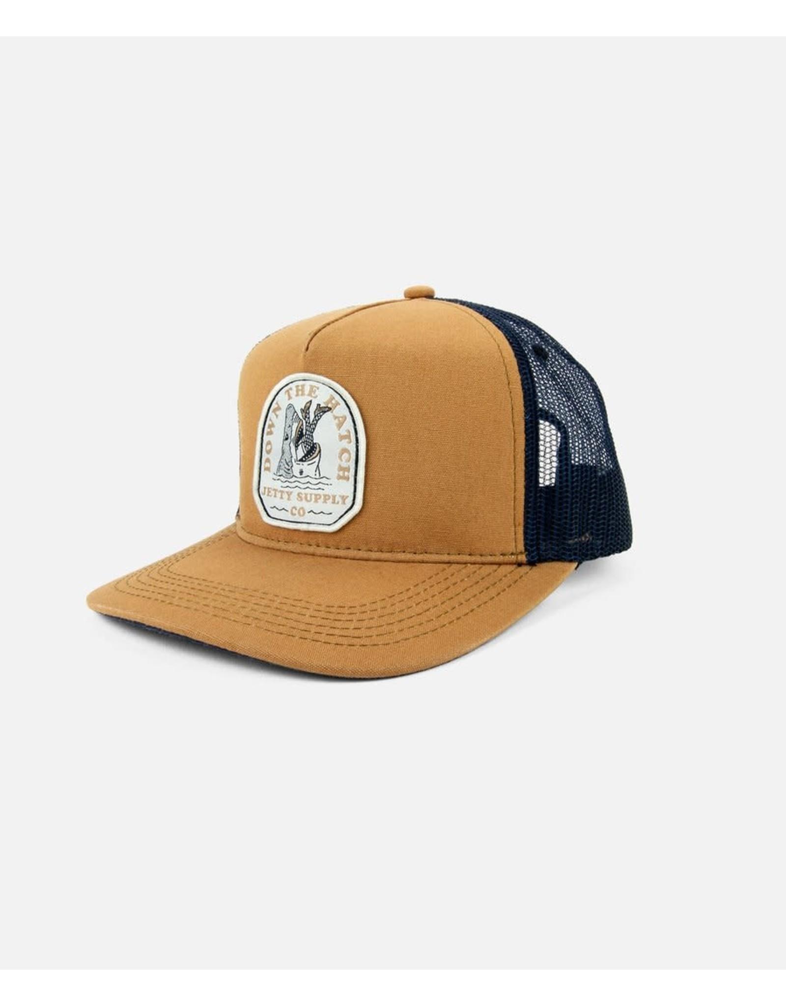 Jetty Hatch Classic Trucker Hat