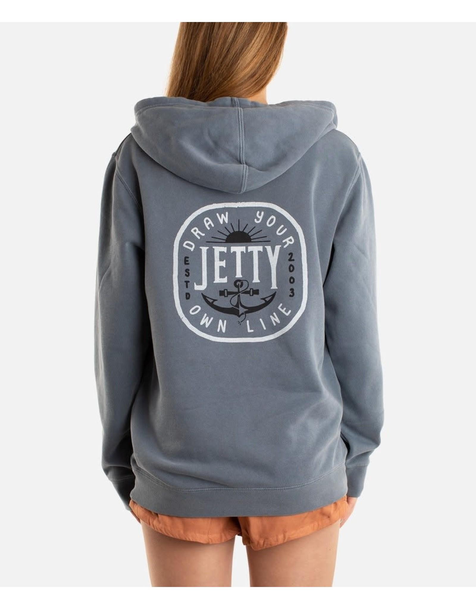 Jetty Admirality WMS Hoodie