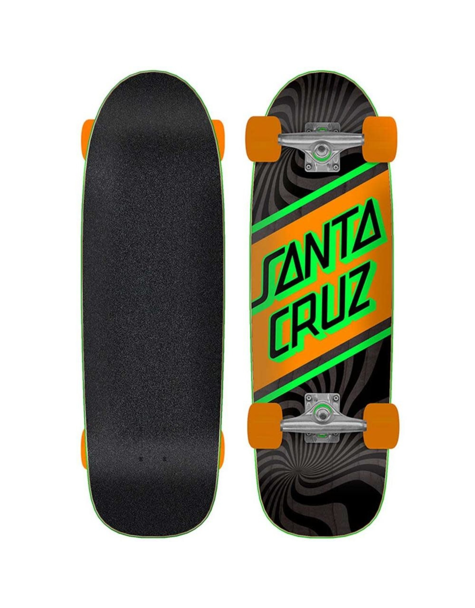 Santa Cruz Cruz Street Cruiser Skate Complete