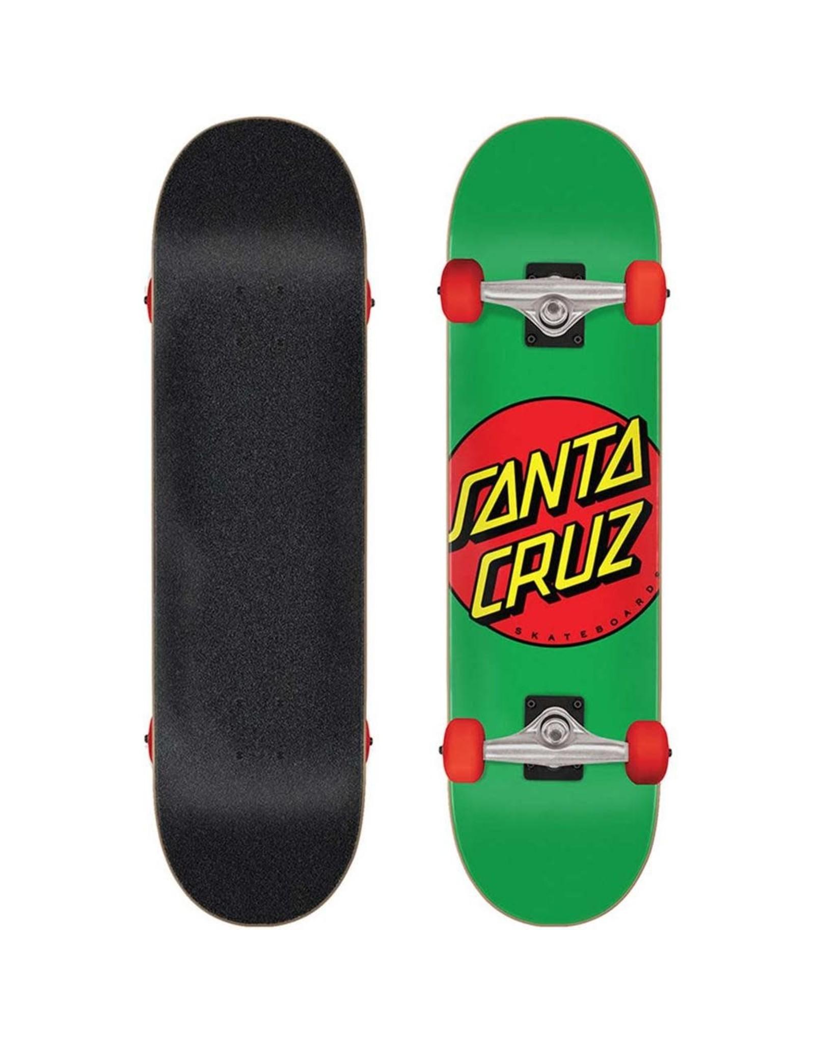Santa Cruz Cruz Complete Classic Dot Mid