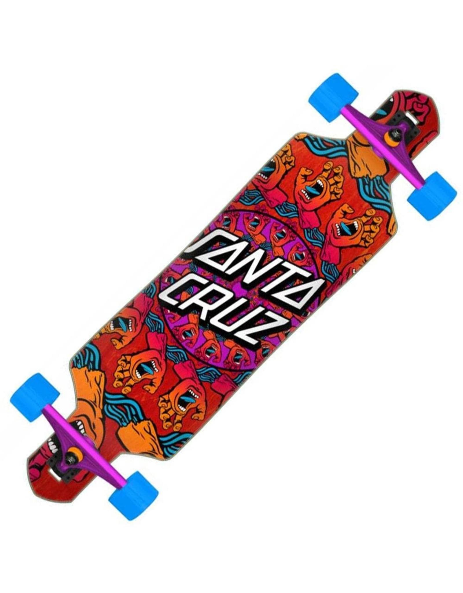 Santa Cruz Cruz Drop Thru Mandala Hand