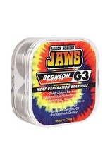 Krux Bronson Pro Bearings G3 Aaron Jaws Homoki
