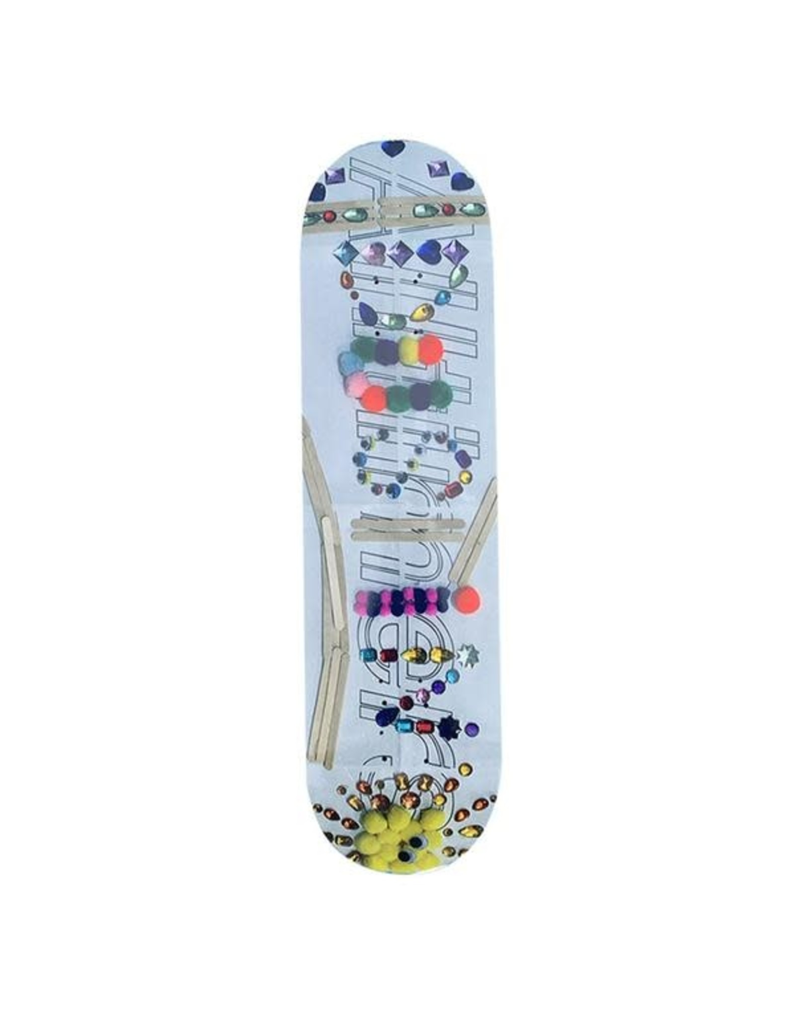 "Alltimers Dustin Crafts Deck (8.5"")"