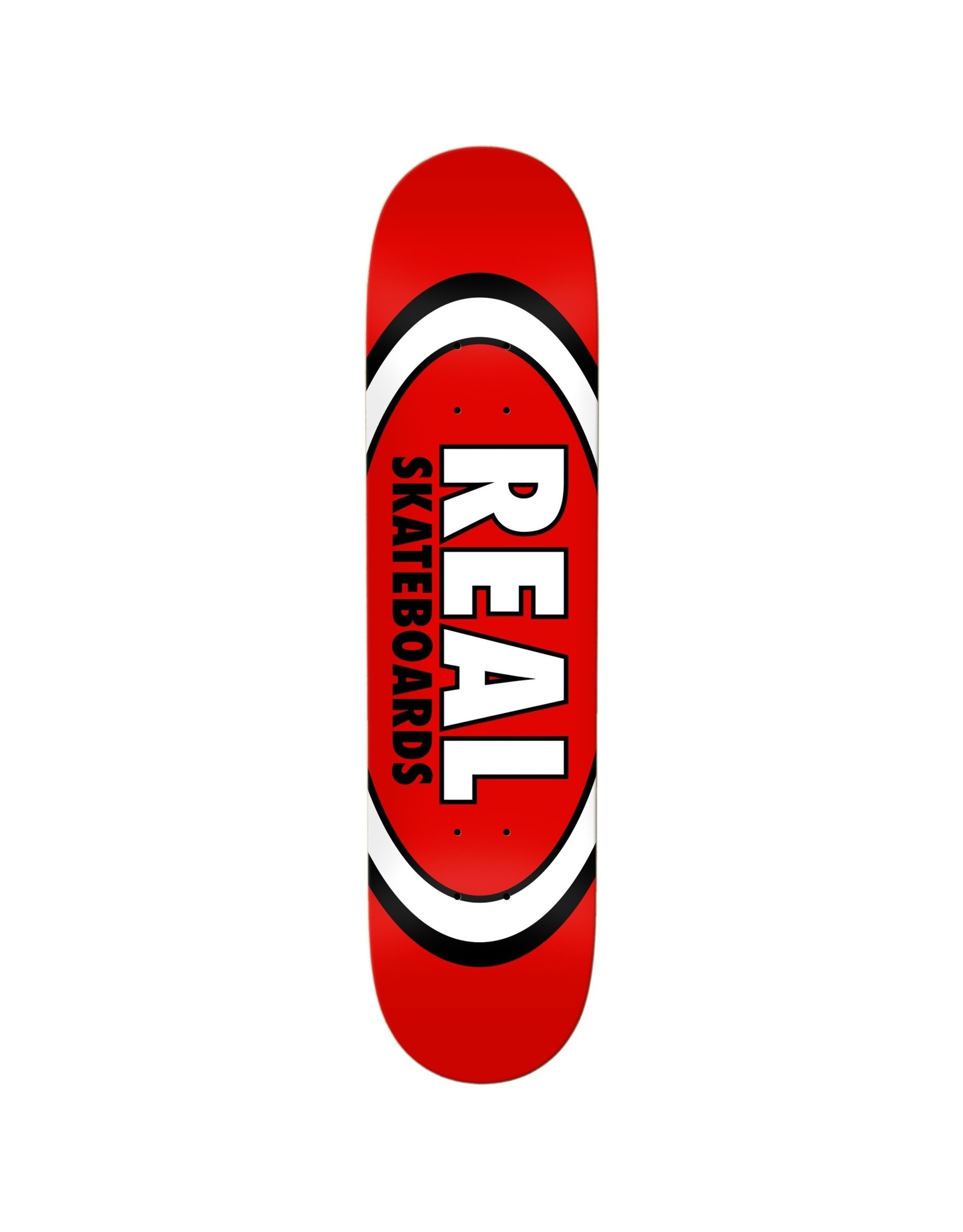 """REAL Skateboards Classic Oval Deck (8.1"""")"""