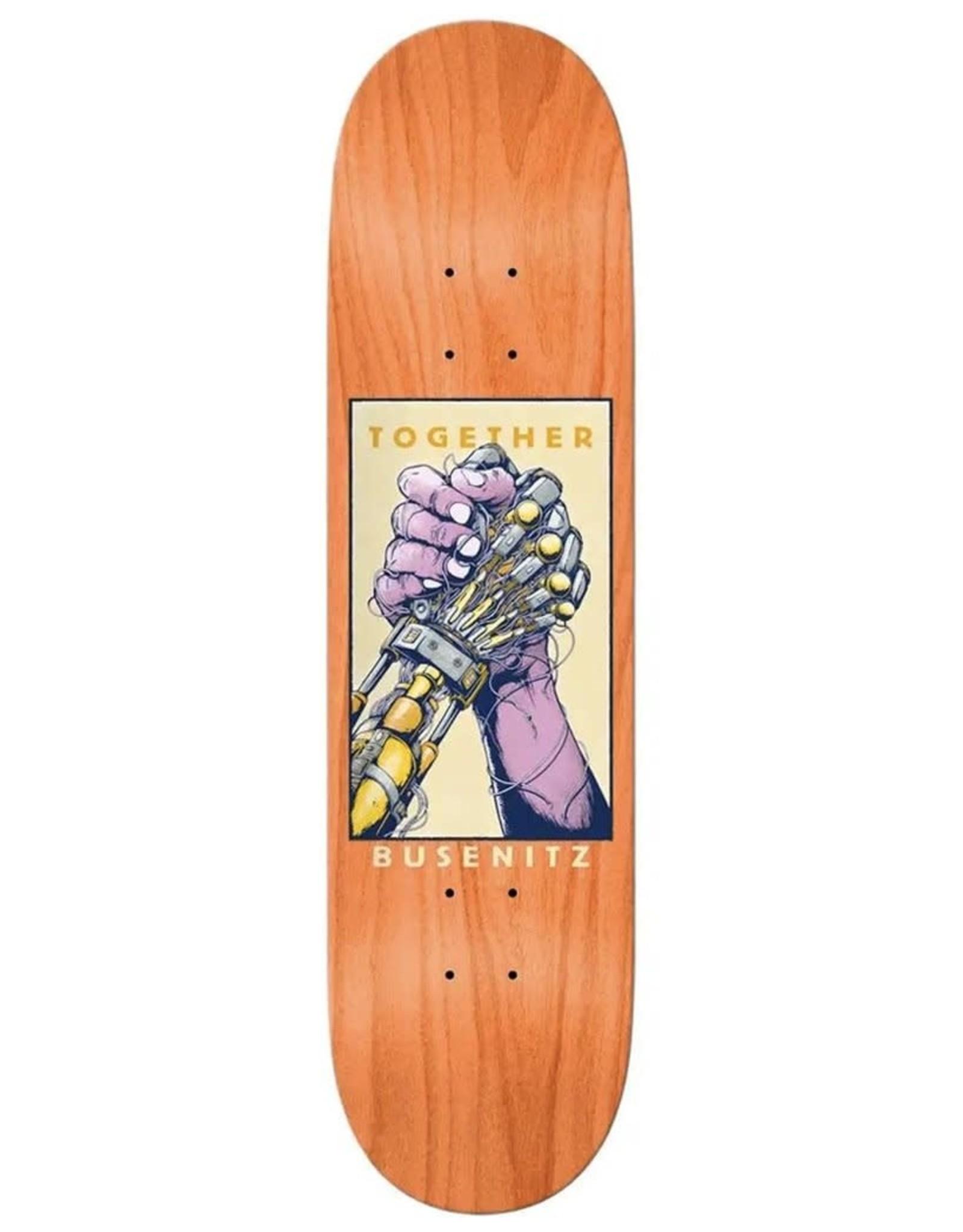 REAL Skateboards Busenitz Together Deck