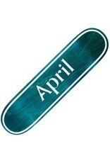 April OG Logo Invert Deck