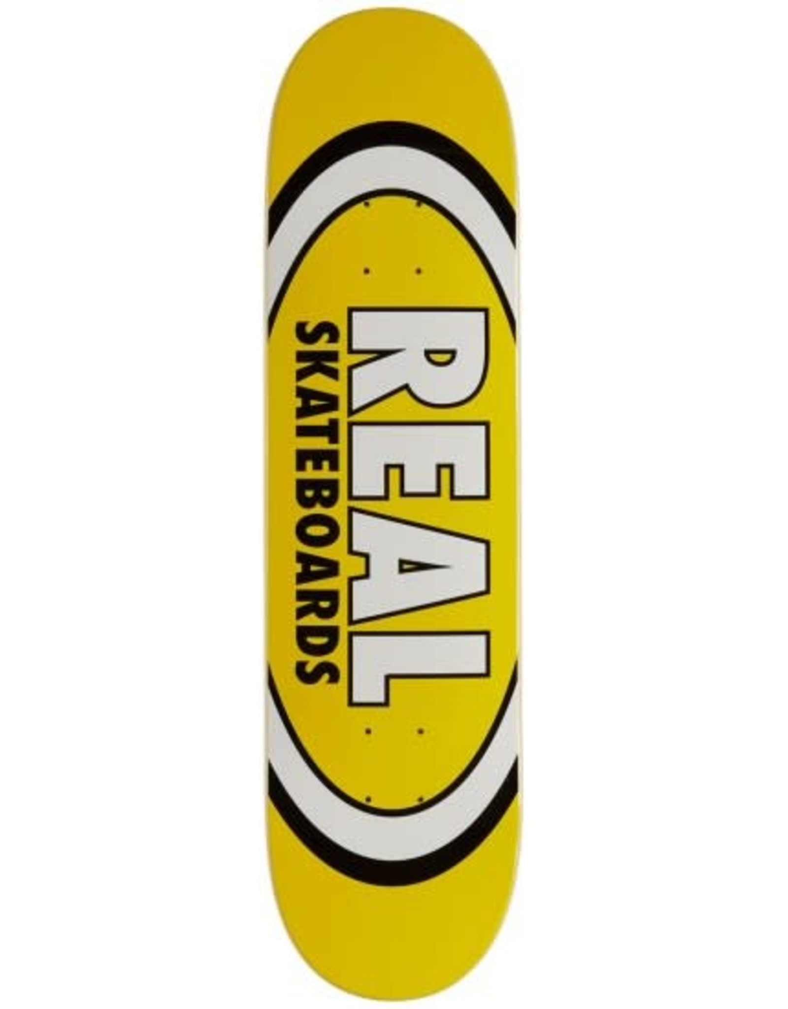 REAL Skateboards Team Classic Oval Deck