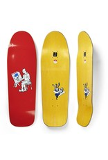 "Polar Skate Co. Dane Brady ""Painter Red"" Deck"