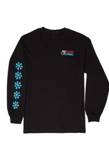 Black Label Flower Power Long Sleeve