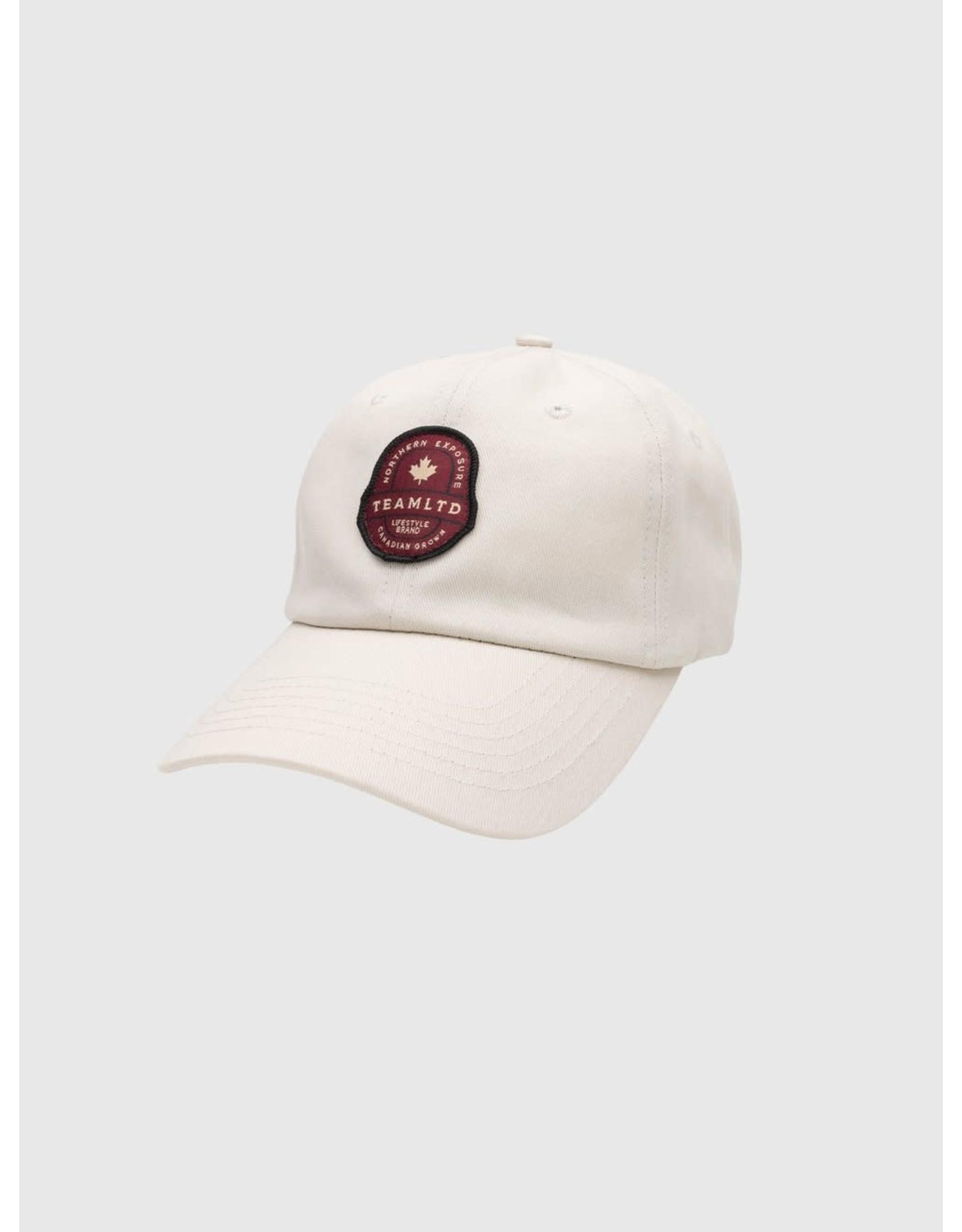 TEAMLTD Canada Day Dad Hat