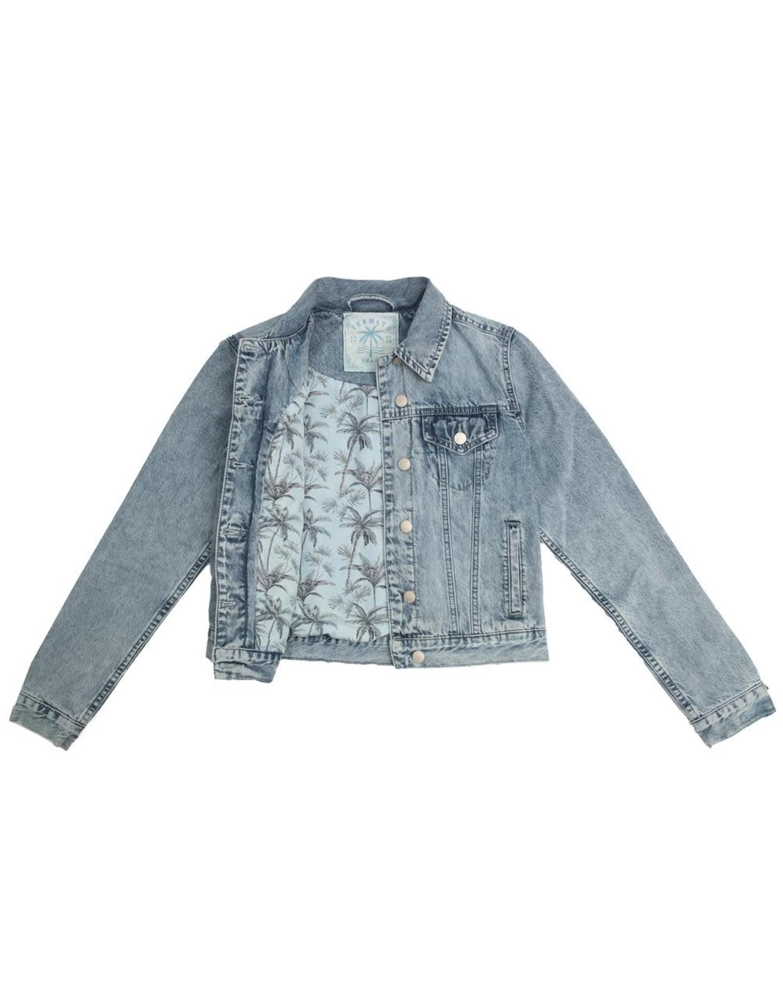 TEAMLTD Denim Jacket