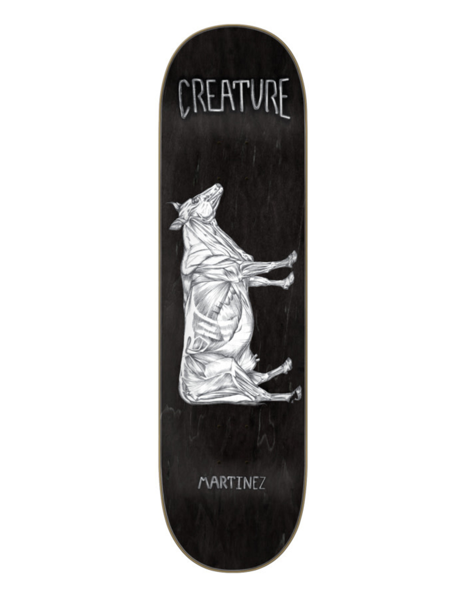 "CREATURE Martinez La Vaca Argentina Deck (8.6"")"
