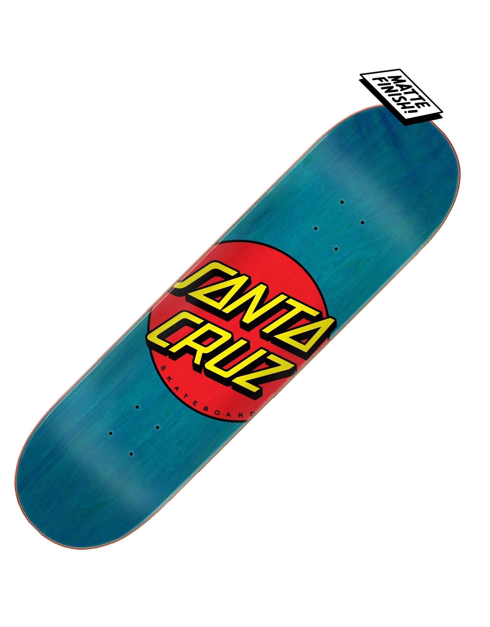 Santa Cruz Classic Dot Deck
