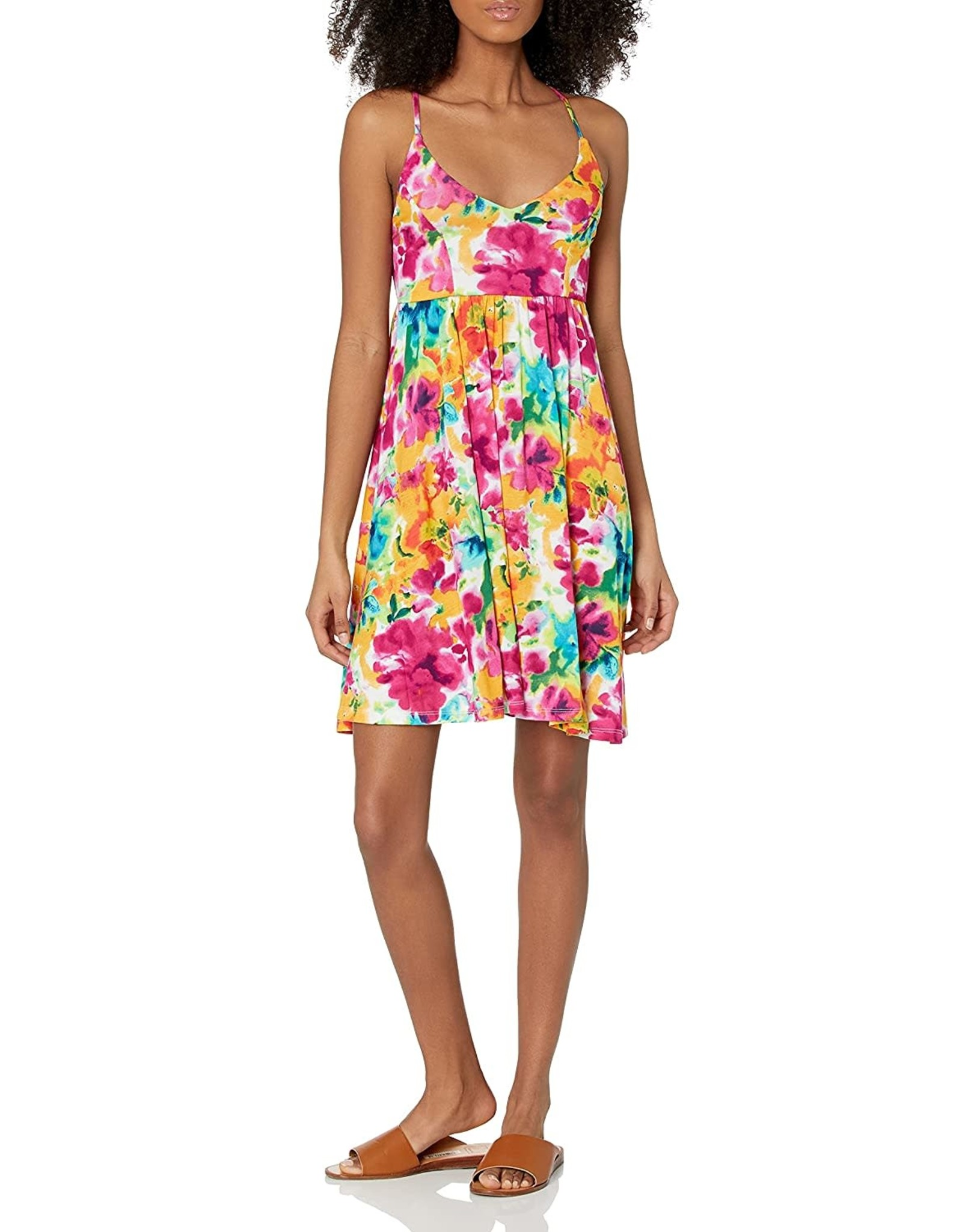 Body Glove Volcano Ivy Cover-Up Dress