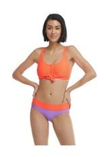 Body Glove Spectrum Kate Crop Tank Bikini Top