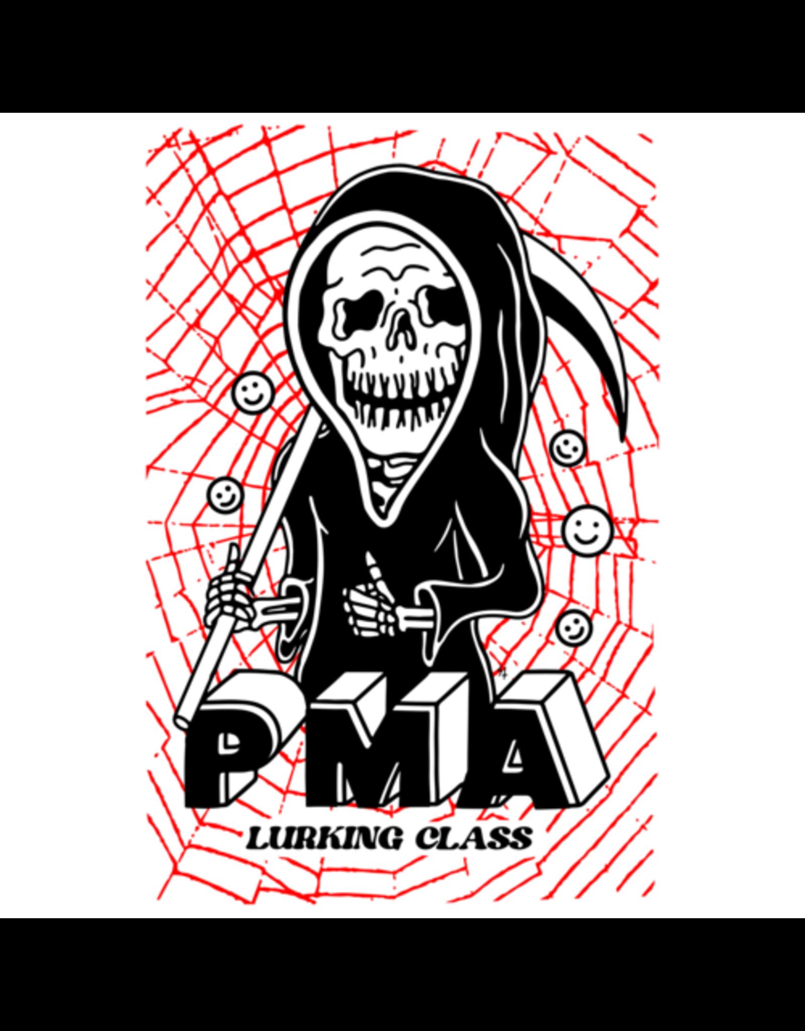 Sketchy Tank PMA Long Sleeve Tee