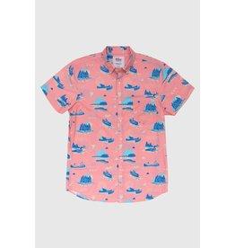 TEAMLTD Coors Light Ontario S/S Button Up Shirt