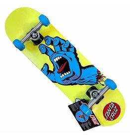 Santa Cruz Screaming Hand Mini Complete Skateboard