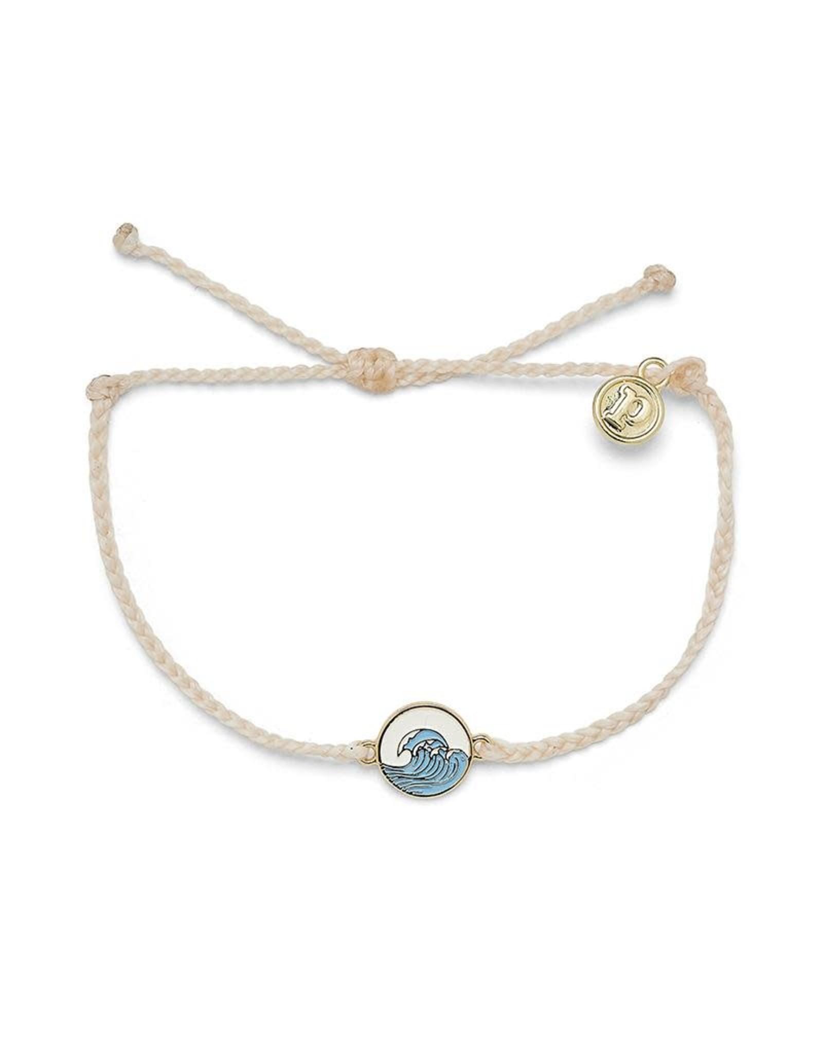 Pura Vida Make Waves Gold Bracelet