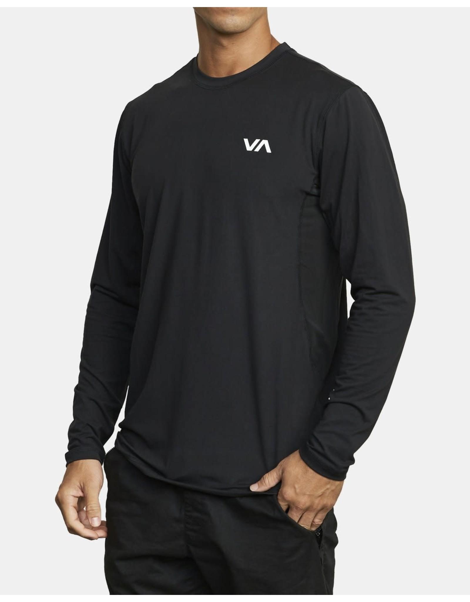 RVCA Sport Vent Long Sleeve