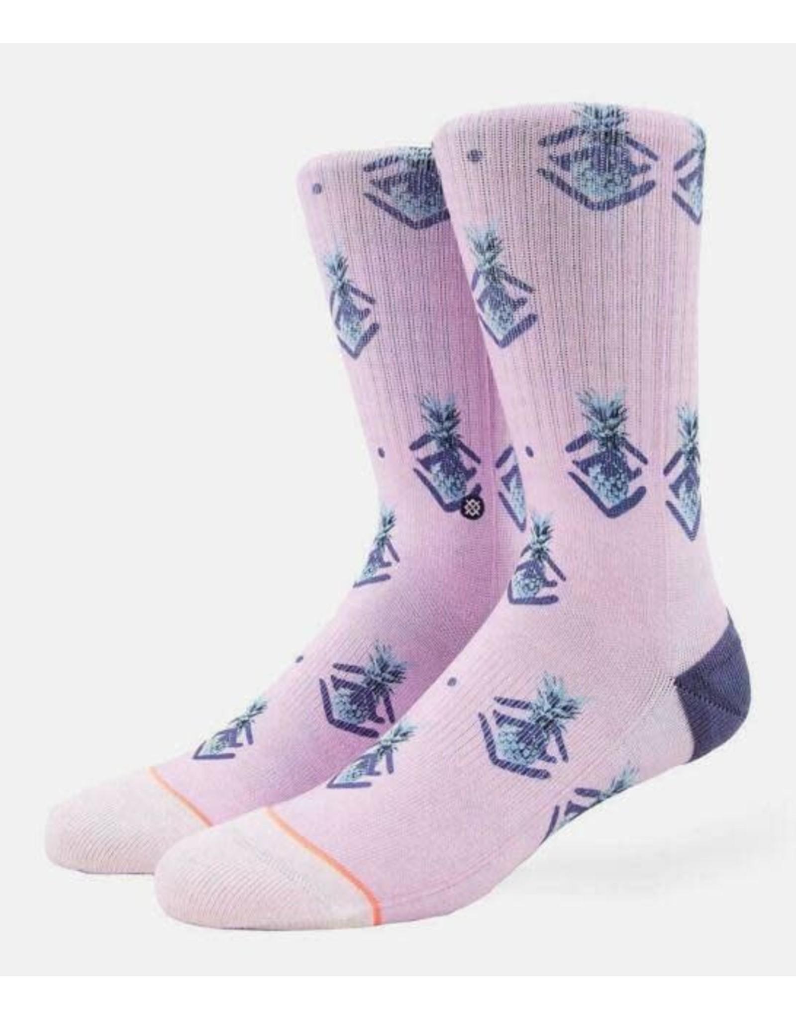 Stance Polka Pineapple Crew Sock