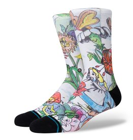 Stance Golden Afternoon Crew Sock