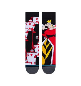 Stance Off With Their Heads Crew Sock