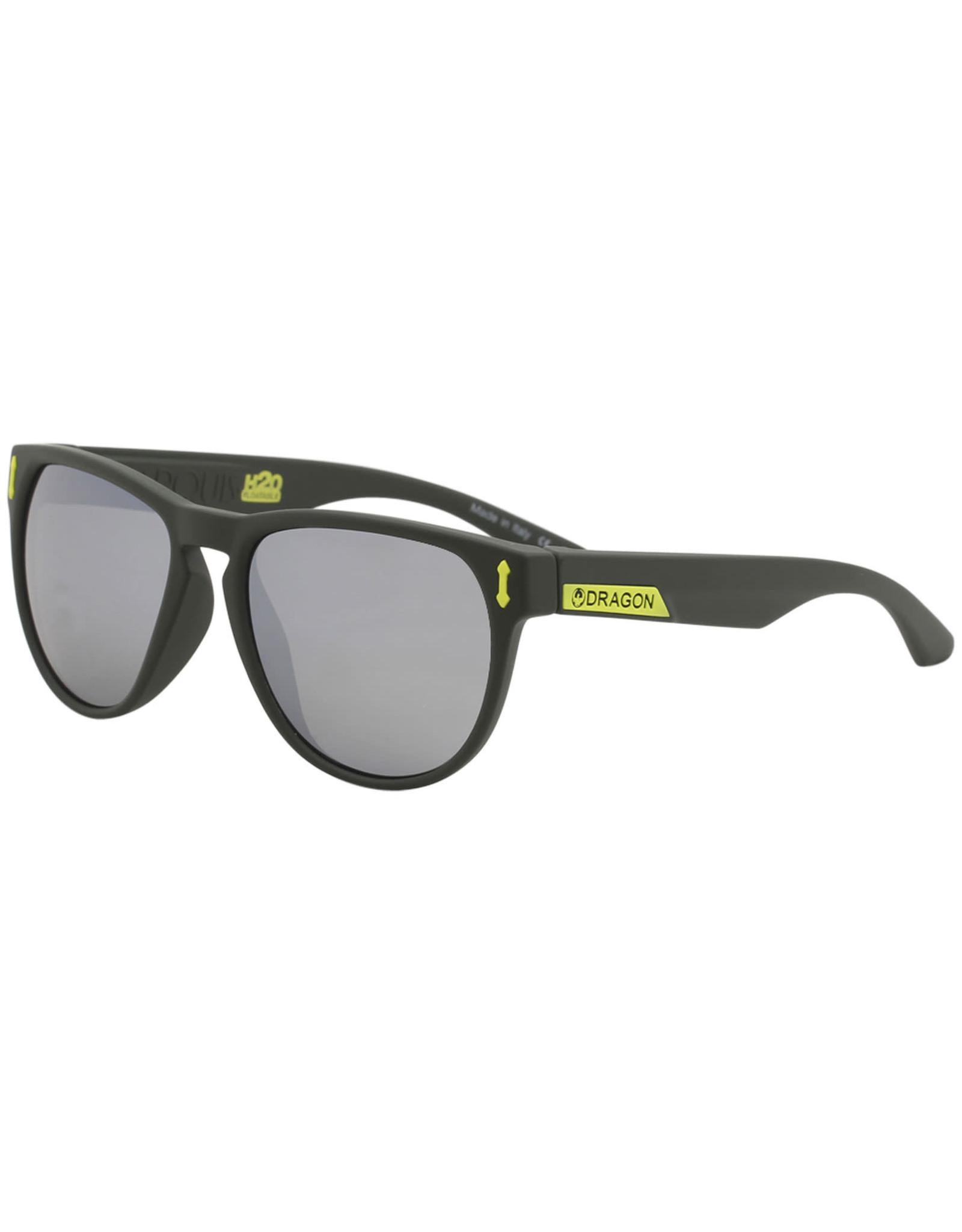 DRAGON Marquis H2O Silver Sunglasses