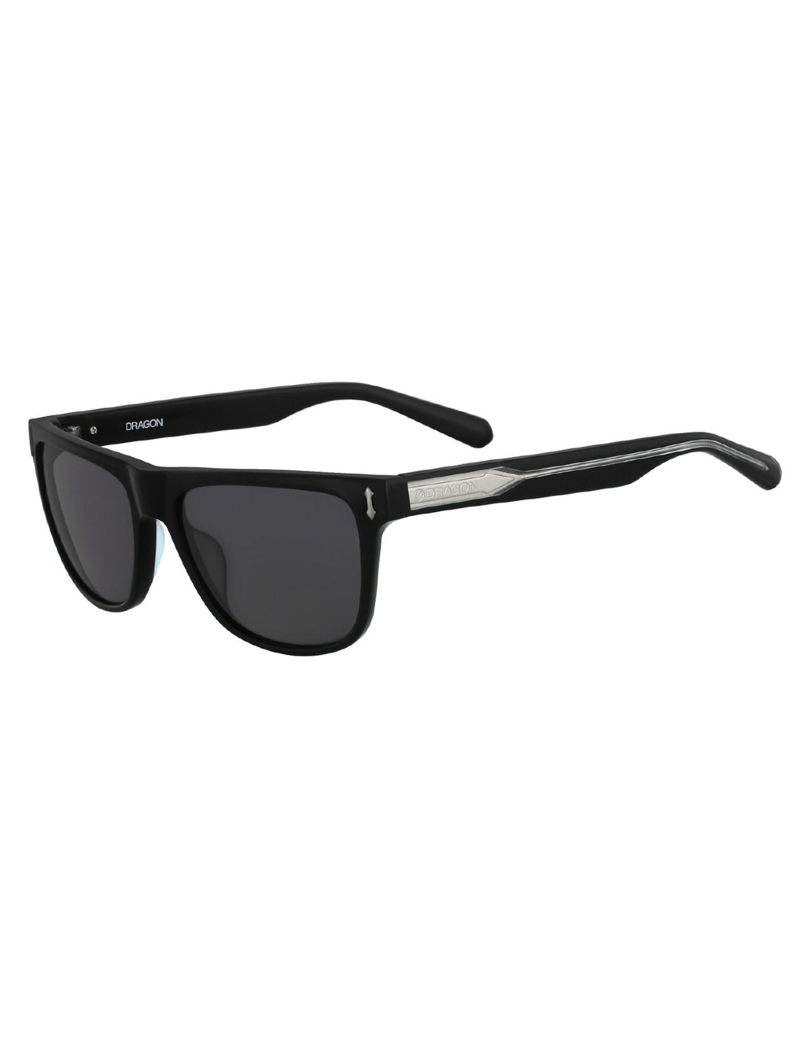 DRAGON Brake Shiny Black Smoke Sunglasses