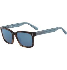 DRAGON Legit Soft Tortoise Blue Flash Sunglasses