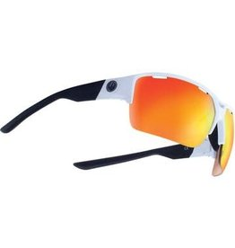 DRAGON Enduro X Terra Red ION + Clear Sunglasses