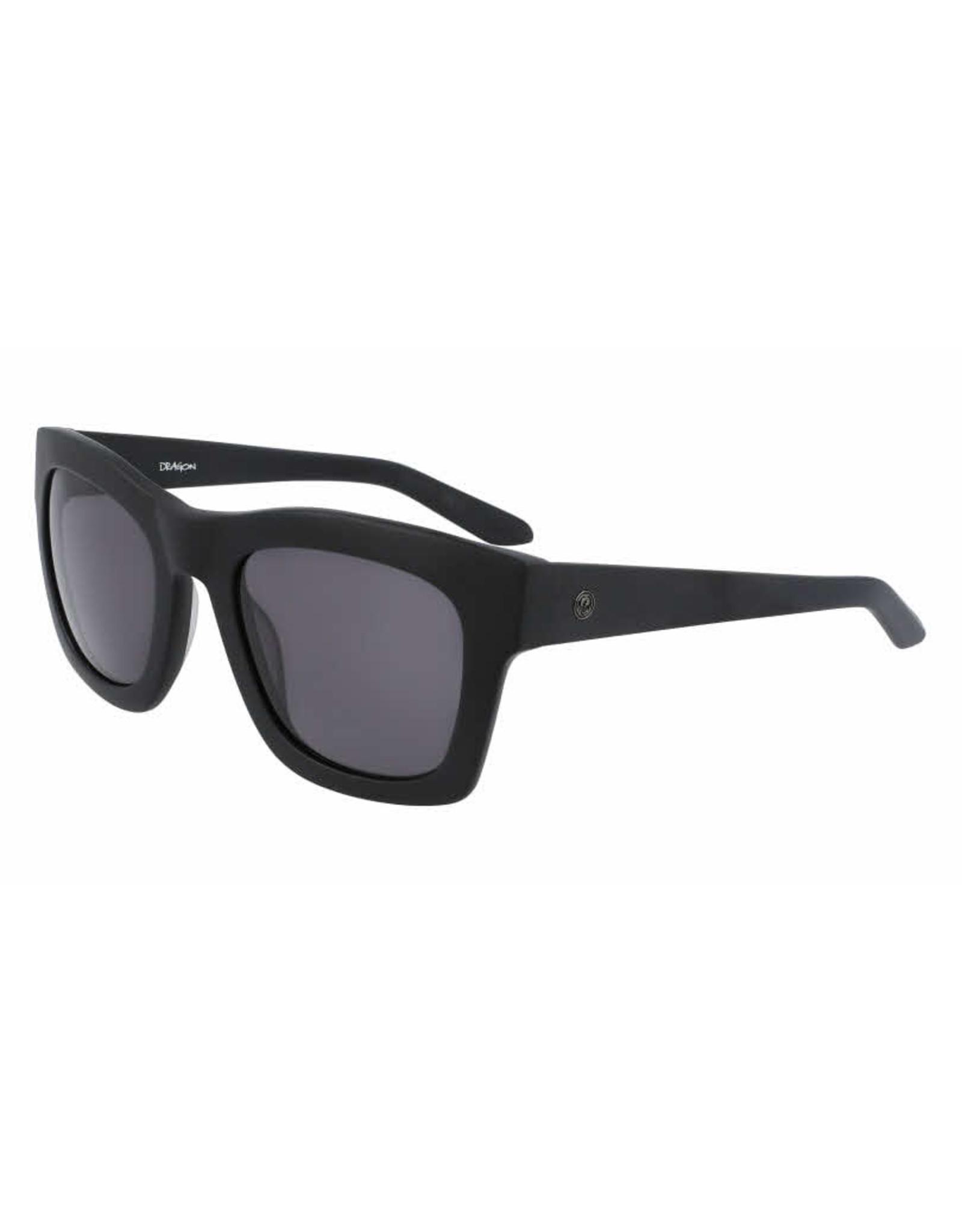 DRAGON Waverly LL Matte Black/LL Smoke Sunglasses
