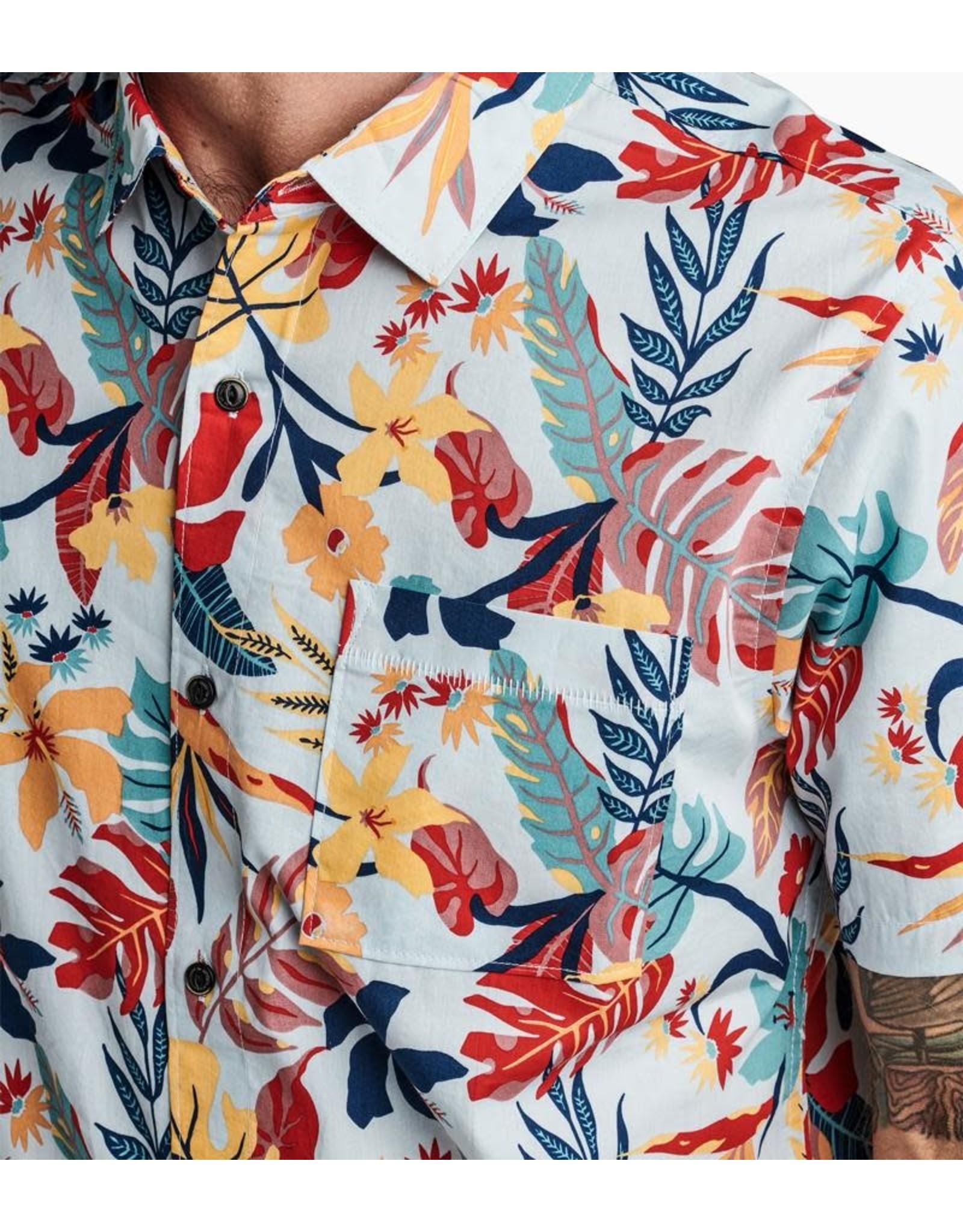 Roark Desert Tropics Woven Button Up