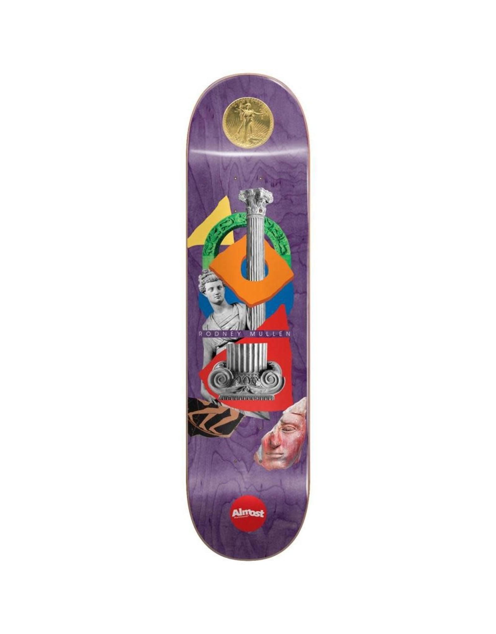 "Almost Skateboards Mullen Relics R7 (8.25"")"