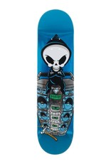 "blind Papa Boom Box Reaper R7 Deck (8"")"
